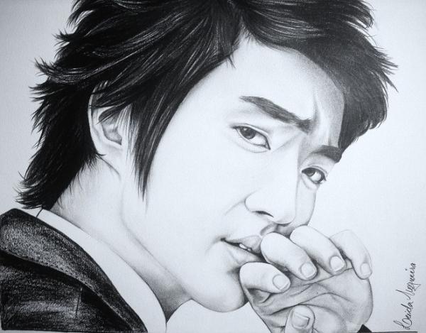 Choi Siwon by leidanogueira